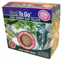 Suet To Go Pellets for wild birds :: Choose quantity and flavour
